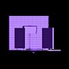 Toilet_Dio.stl Télécharger fichier STL gratuit Diorama de toilettes • Modèle à imprimer en 3D, itzu