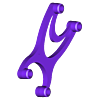 lipo-right.stl Download free STL file FPV kit for Turnigy 9XR • 3D print model, 3dxl