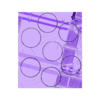 Mercury left 7x40mm.stl Download STL file 40K INDUSTRIAL BASES (Full Set!)  TABLEWAR MAGNETIC TRAY INSERT WITH BASES • 3D printer design, Z-Axis_Hobbies