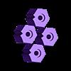jaws.stl Télécharger fichier OBJ gratuit Mandrin à quatre mâchoires à centrage automatique • Plan pour impression 3D, Lorrainedelgado3DBEES