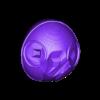 Fat_Buu_-_Belly.stl Télécharger fichier STL gratuit Fat Buu - Dragon Ball • Plan imprimable en 3D, BODY3D
