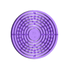 102_-_No_-_Nobelium.stl Download free STL file Braille optimized Customizable Atom Deluxe (every element preconfigured) • 3D printing object, Numbmond