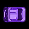 Box (piggy bank).stl Descargar archivo STL gratis Caja de seguridad con puerta con llave • Diseño para la impresora 3D, DNAdesigns