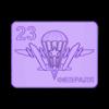 _%D0%B2%D0%B4%D0%B2.stl Download free STL file Солдатские бляхи на 23 февраля (belt buckle) • Model to 3D print, shuranikishin