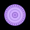Base x1.stl Download free STL file Waldorf calendar toy • 3D printing object, llun_artes