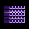 Hive_Tray_x5_grip.stl Télécharger fichier STL gratuit Hôtel Mason Bee • Objet imprimable en 3D, Lorrainedelgado3DBEES