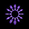 Ring_Sizer_01.STL Télécharger fichier STL gratuit Ring Sizer • Objet pour imprimante 3D, Pookas