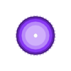 roll_spikes_small.stl Download free STL file Fascia Roll • Model to 3D print, noctaro