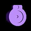 Leg_M.stl Download free STL file Among Us - Dead or Alive • 3D printer template, FreeBug