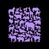 animals-suilhouette-big-set_1284-9348.stl Download free STL file animals-silhouette-big-set • 3D printable design, syzguru11