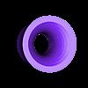 funnel.stl Télécharger fichier STL gratuit Inserts tubulaires améliorés Flashforge Creator • Plan pour impression 3D, zapta