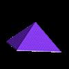Pyramide_du_Louvre.STL Télécharger fichier STL gratuit Bâtiments célèbres de paris • Design pour imprimante 3D, leFabShop