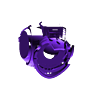 Torso 2.stl Télécharger fichier STL gratuit L'équipe des Chevaliers gris Primaris • Modèle pour imprimante 3D, joeldawson93
