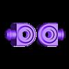 50_Drag_Leg1_Hip_GREY.stl Download STL file ARTICULATED DRAGONLORD (not Dragonzord) - NO SUPPORT • 3D printer model, Toymakr3D