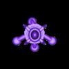1 piece joystick.stl Download STL file WASD Joypad+Joystick for keyboards Gaming • 3D printable model, lap88777