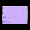 ork tank armour plates.stl Télécharger fichier STL Ork Tank / Canon d'assaut 28mm optimisé pour FDM Printing • Modèle pour imprimante 3D, redstarkits