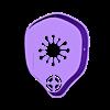 Cap_covid.stl Télécharger fichier STL gratuit Masque Covid-19 • Plan pour impression 3D, ayoubtouait