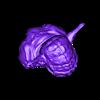 yoda.stl Télécharger fichier STL gratuit Buste Yoda (nettoyé et simplifié) • Modèle imprimable en 3D, Rowynolon