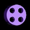 Ship_Centre_Bottom.STL Télécharger fichier STL gratuit Soucoupe volante Alien (USB) • Modèle pour impression 3D, fastkite