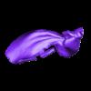 20131015WV3cloaktail.stl Download free OBJ file Winged Victory of Samothrace • 3D printable object, Ghashgar