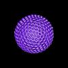 Sphere_in_sphere.stl Télécharger fichier STL gratuit Sphère dans la sphère • Objet pour imprimante 3D, HARZLabs