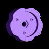 printable_-_wheel_hub.stl Télécharger fichier STL gratuit RoboMaster S1 - Bricolage • Design à imprimer en 3D, Glutnard