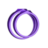 SQUARE-SIGNET.STL Download 3MF file Simple quadrangle flat top signet ring 3D print model • 3D printable model, RachidSW