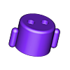 android_body.stl Download free STL file Android • 3D print design, Zortrax