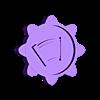 5nm_outofammo.stl Download free STL file Necromunda Status Markers • Design to 3D print, jw7007
