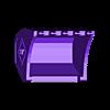 Thumb_Tack_Holder_JCB.stl Download free STL file ThumbTack Holder, Digger Scooper • 3D print template, spofff