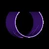 Lithophane Desert Rose.stl Télécharger fichier STL gratuit Rose du désert Lithophane • Objet pour impression 3D, c47