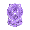 5.stl Download STL file Dogs • 3D printing object, GENNADI3313