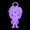 Vrai porte clé Naruto v1.stl Télécharger fichier STL gratuit Naruto 3D imitation Pop porte-clés • Modèle imprimable en 3D, Flo__ol