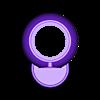 Base.stl Download free STL file Nutella Glass Candy Dispenser • 3D printable model, sui77