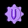 6_jammarker.stl Download free STL file Necromunda Status Markers • Design to 3D print, jw7007