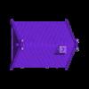 small-house-roof.stl Télécharger fichier STL gratuit Petite maison viking de fantaisie • Design à imprimer en 3D, Terrain4Print