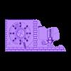 INDR_F1_W2_1_V01.stl Download free STL file Damocles kickstarter modular industrial buildings sample • 3D print design, Alario