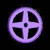 MarsIdlerIn73T.stl Télécharger fichier SCAD gratuit Planétarium mécanique • Plan pour impression 3D, Zippityboomba