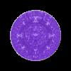 aztec_calendar_2.stl Télécharger fichier STL gratuit calendrier aztèque • Objet imprimable en 3D, shuranikishin