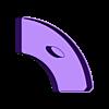 esun_divider_half_heigh_0.stl Download free STL file Spool Drawer Divider V2 • 3D printer model, jimjax