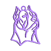 12.stl Download STL file Dogs • 3D printing object, GENNADI3313