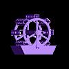 rotary_plant_3.obj Télécharger fichier OBJ gratuit jardin rotatif 2 • Modèle à imprimer en 3D, veganagev