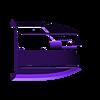 Rumpf_Back.stl Télécharger fichier STL gratuit Bateau de bain à enrouleur V5 MOD - Une coque en deux temps • Plan pour impression 3D, Bengineer3D