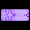 Cuttlefish Reaper Bottom Thinner.stl Download STL file The Cuttlefish Reaper Fishing Lure Mold • 3D printable model, sthone