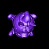santa.stl Télécharger fichier STL gratuit Cochon de père Noël • Objet pour impression 3D, shuranikishin