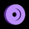 servo_wheel_30mm.stl Télécharger fichier STL gratuit Molette d'asservissement paramétrée pour robots mobiles • Objet à imprimer en 3D, Ogrod3d