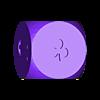 DADOjoker_2.stl Download STL file PARCHEESI DICE AND POKER • Design to 3D print, chocarrat
