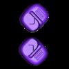 Grey to White - Parts - CC - 11.90.stl Télécharger fichier STL Jouer à Gary - Imprimer un Toons • Modèle à imprimer en 3D, neil3dprints