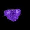 Moai-_Voronoi_fine.stl Download free STL file Moai - Voronoi Style • 3D printable design, Numbmond