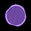 Rejilla 2.stl Download free STL file #3DvsCOVID19 Mask with Fans for Air I/O. • 3D printer design, alonsothander